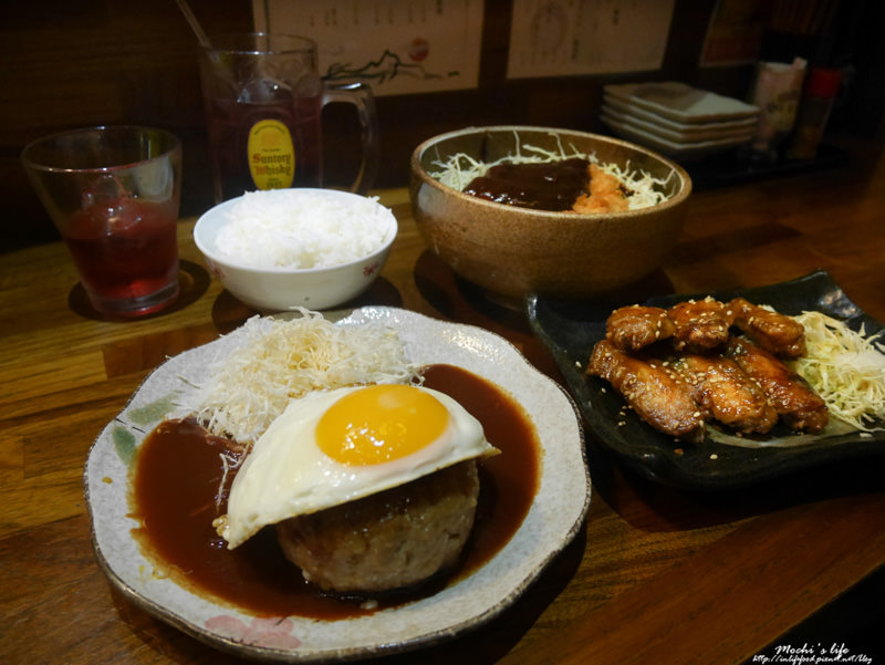 雙連站美食|名古屋台所:這個排隊我可以~幸福味的日式漢堡排,食尚玩家巷弄排隊名店@捷運雙連站