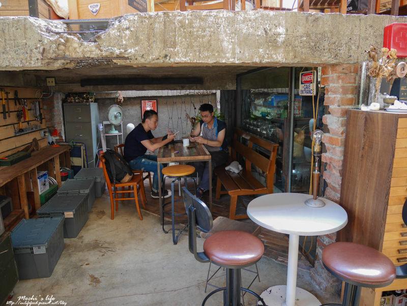 小廢墟咖啡營業時間