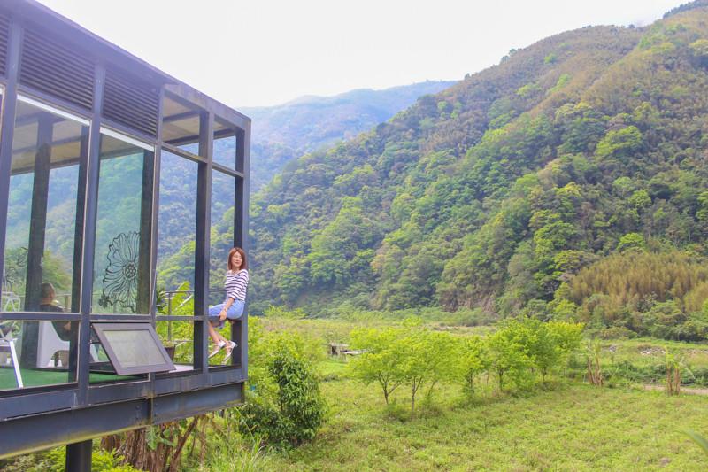 新竹景觀餐廳|被深山擁抱的「Z cafe」,雖然美 但用餐經驗讓我不太推薦…(內有Z cafe菜單)