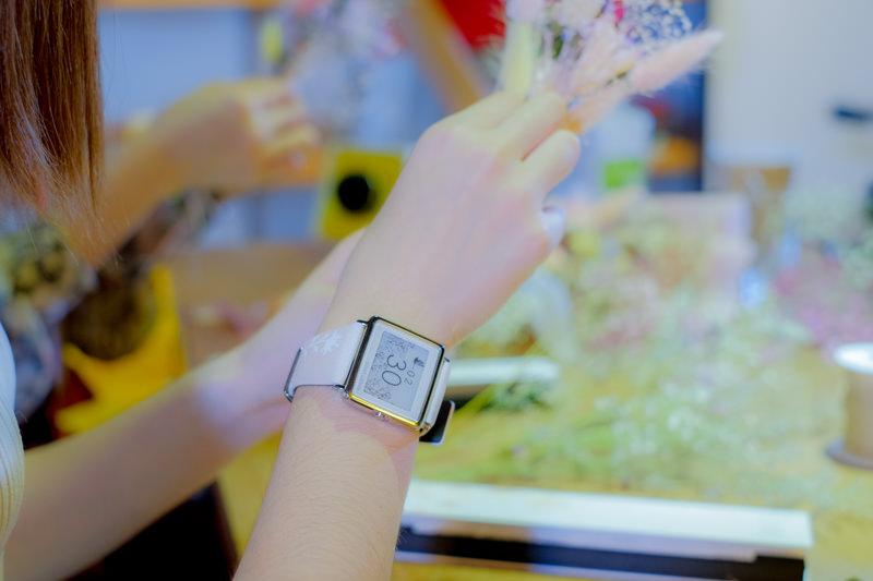 smart canvas錶帶