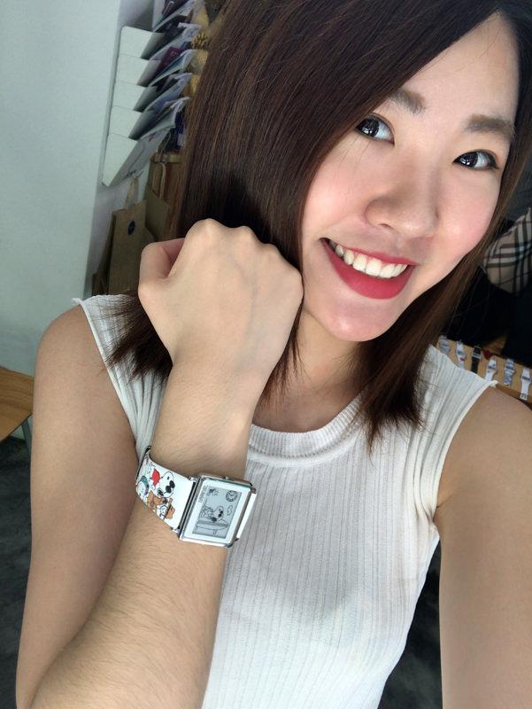 Epson Smart Canvas手錶