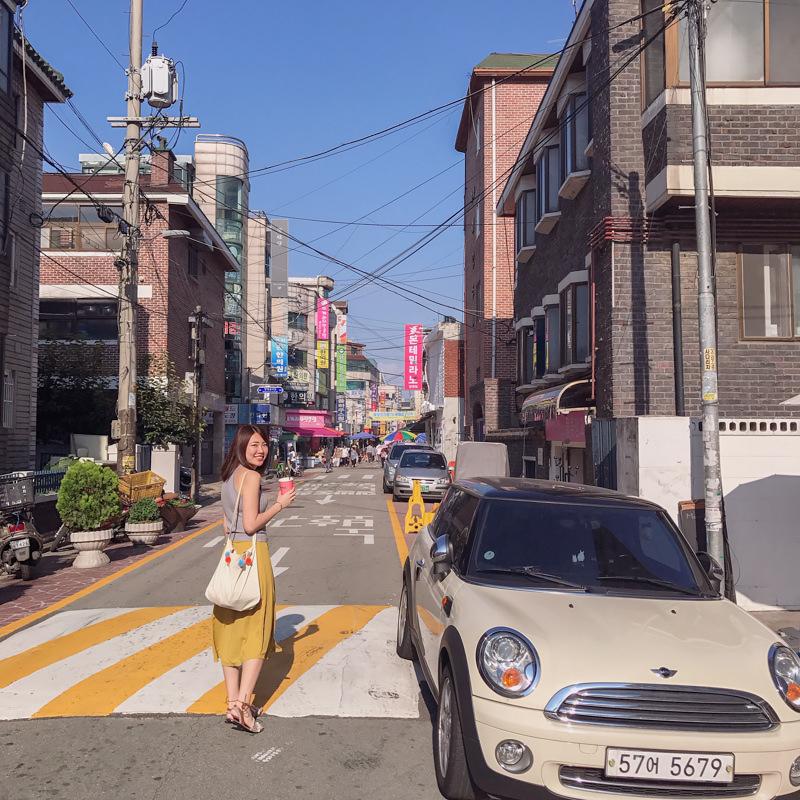 首爾自由行