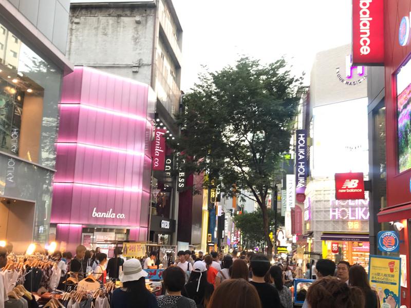 首爾自由行行程