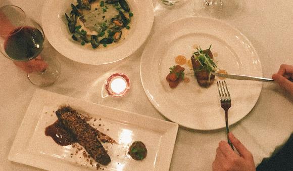 台北約會餐廳推薦 10月新菜單「桂香私宅」:只接受預約的隱密高級歐陸料理@捷運南京復興站(桂香私宅價格、菜單)
