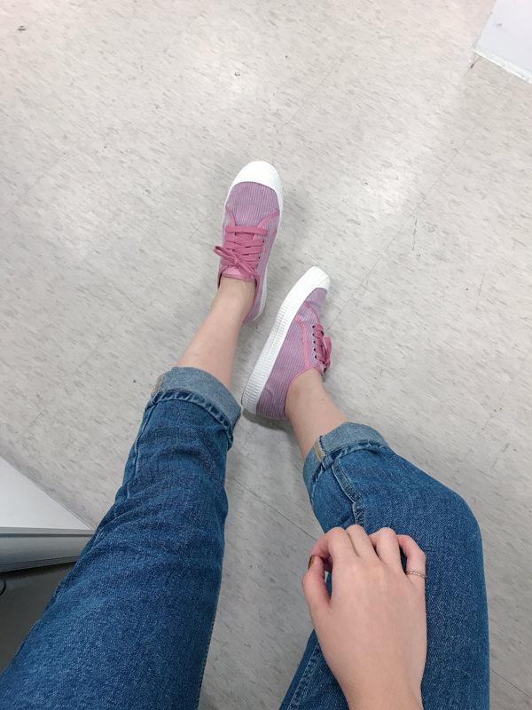 bonjour鞋