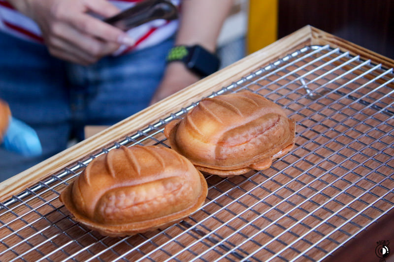 一中街美食|最新!超可愛料又多的「小栗郎日式栗燒」,台南點心小栗郎來台中一中街開分店啦!