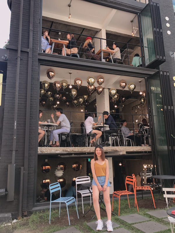 販賣機咖啡廳