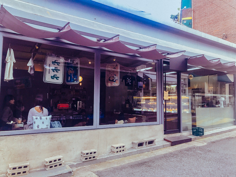 首爾咖啡廳推薦
