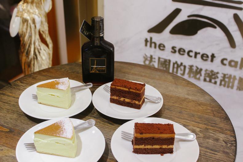 法國的秘密甜點 大安