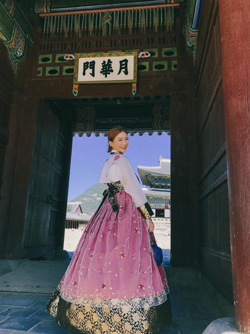 景福宮韓服