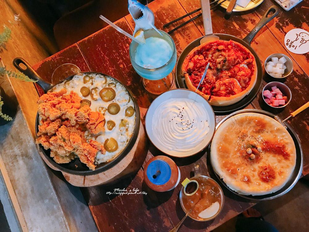 國父紀念館美食|Okey Dokey:IG超難訂位的奶油義大利麵,韓式料理聚會餐廳/台北IG美食