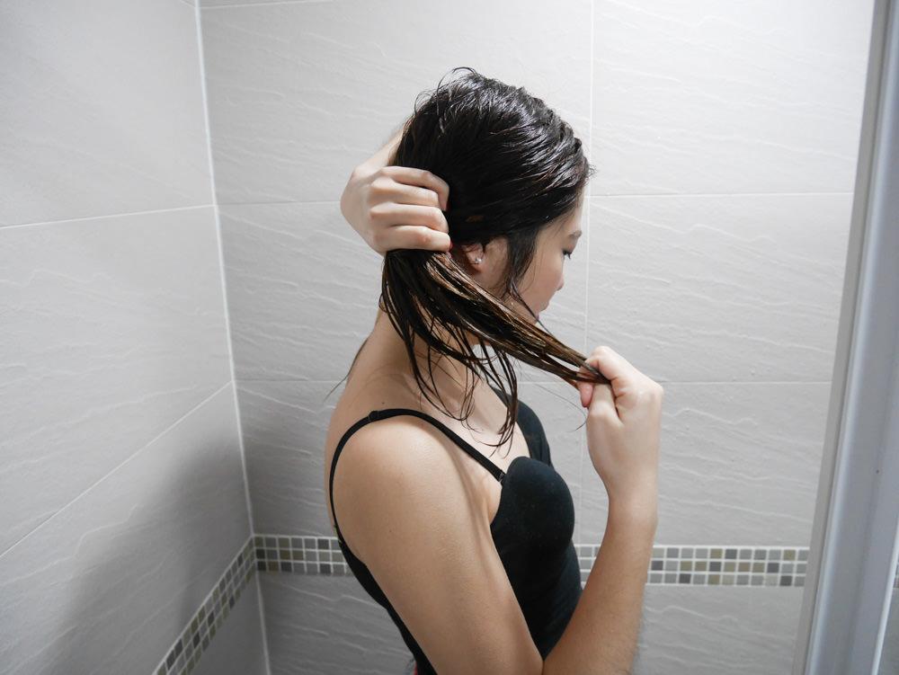 護色洗髮精