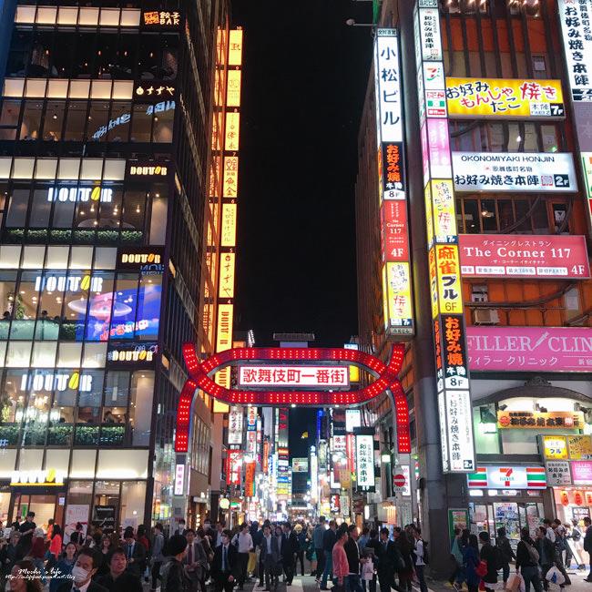 東京自助2019