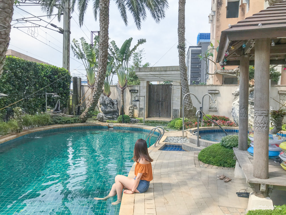 宜蘭礁溪溫泉住宿 麗翔酒店連鎖:在房間就可以泡溫泉,和室湯屋