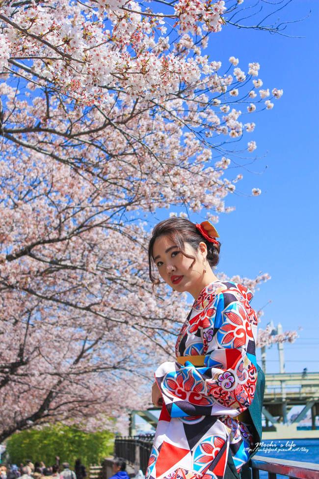 淺草寺和服