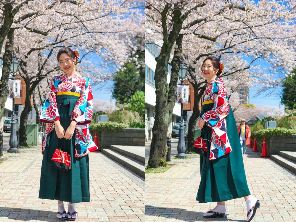 東京和服推薦|淺草愛和服:拍美照必去!超可愛振袖含編髮髮型(內含折扣碼)