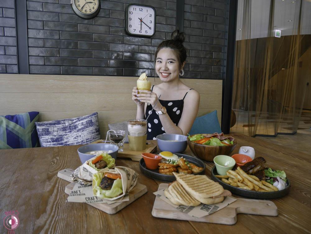 高雄早午餐| Hotel Indigo 英迪格:不用花大錢也可吃飯店早餐,FunNow方案超划算!@捷運中央公園