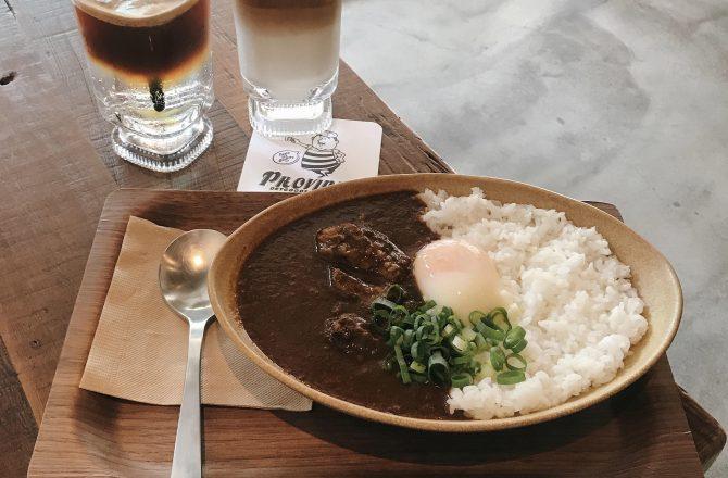 西門咖哩餐廳|Provider  -Dry Goods & Coffee:比照片美味!純粹有質感的工業風咖哩@捷運西門站/西門美食