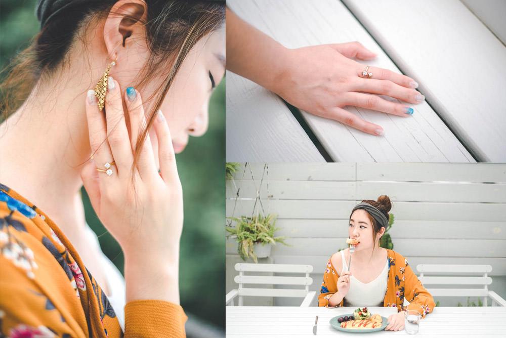 網購飾品穿搭|小小華麗的復古黃銅飾品「Getmii仕飾人」台灣設計師飾品平台