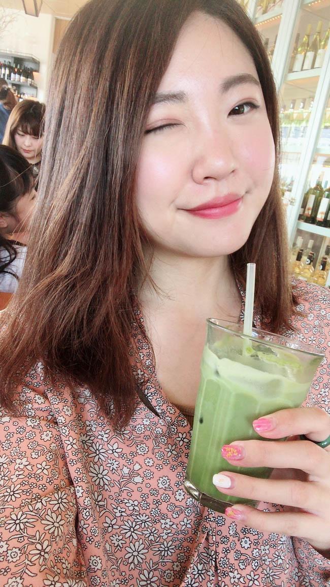 東京原宿下午茶