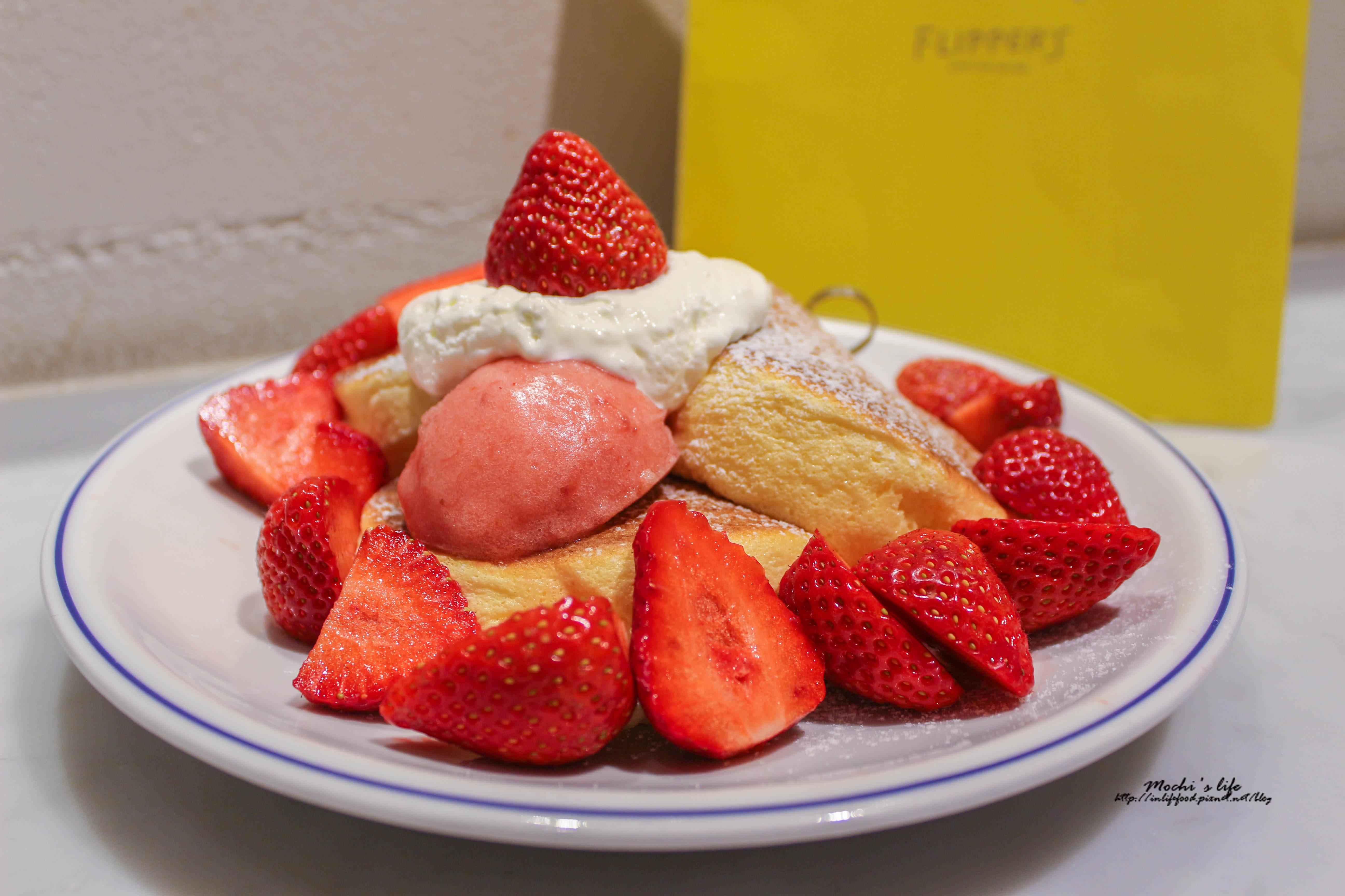 東京鬆餅推薦|推推!比Bills好吃的奇蹟舒芙蕾鬆餅❤「FLIPPER'S下北澤分店」@地鐵下北澤站