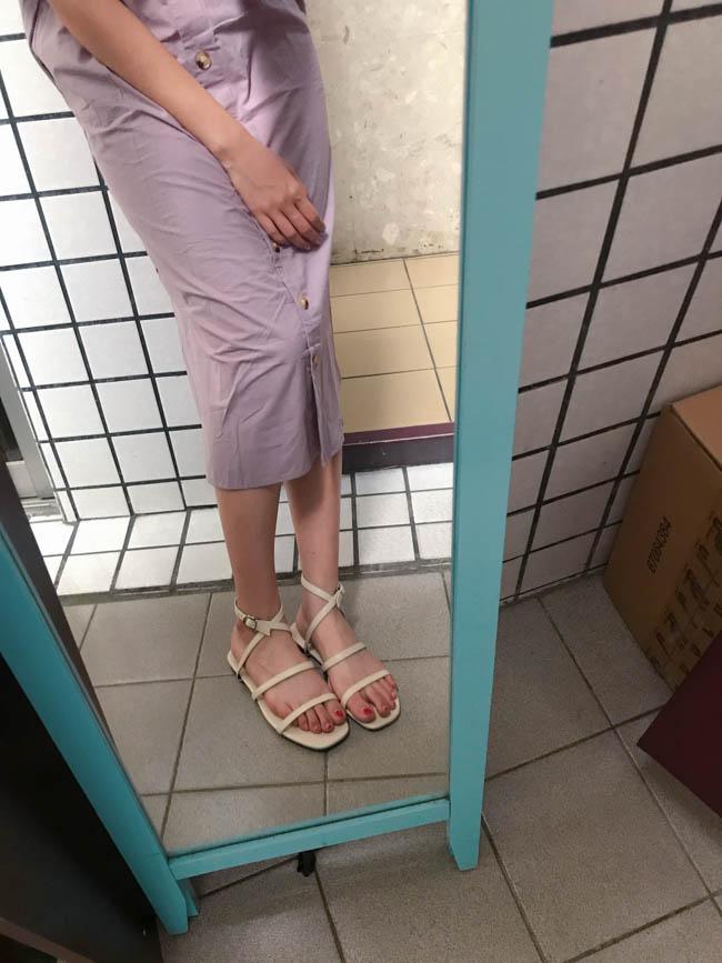 復古襯衫女
