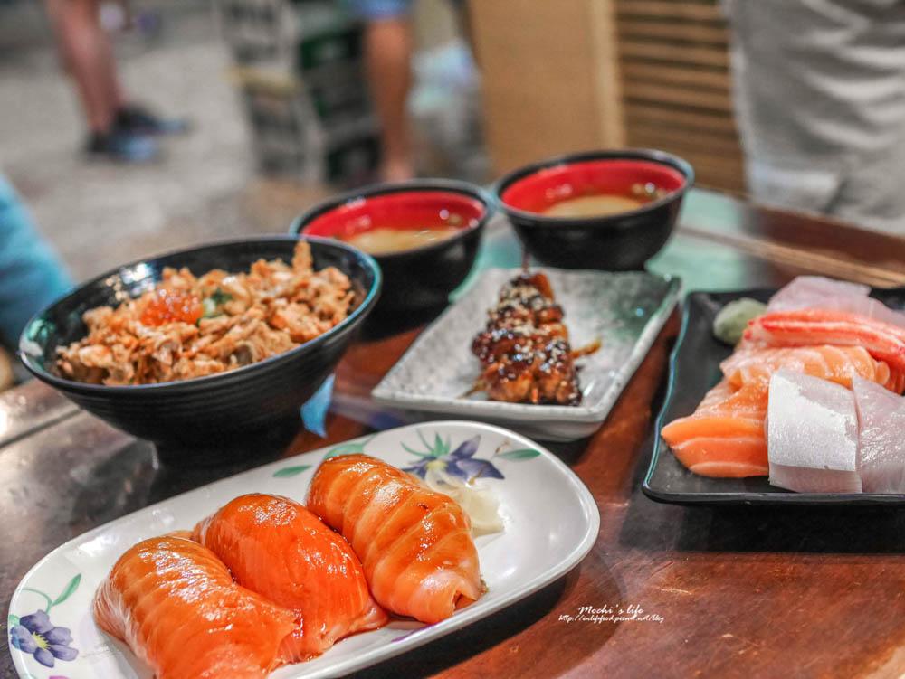 台北平價生魚片