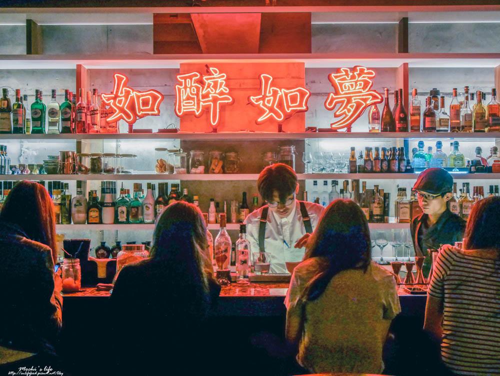 西門特色酒吧|HANKO60:復古戲院酒吧,超有創意調酒,一起如醉如夢吧!HANKO60價錢菜單/台北酒吧推薦/霓虹燈餐廳