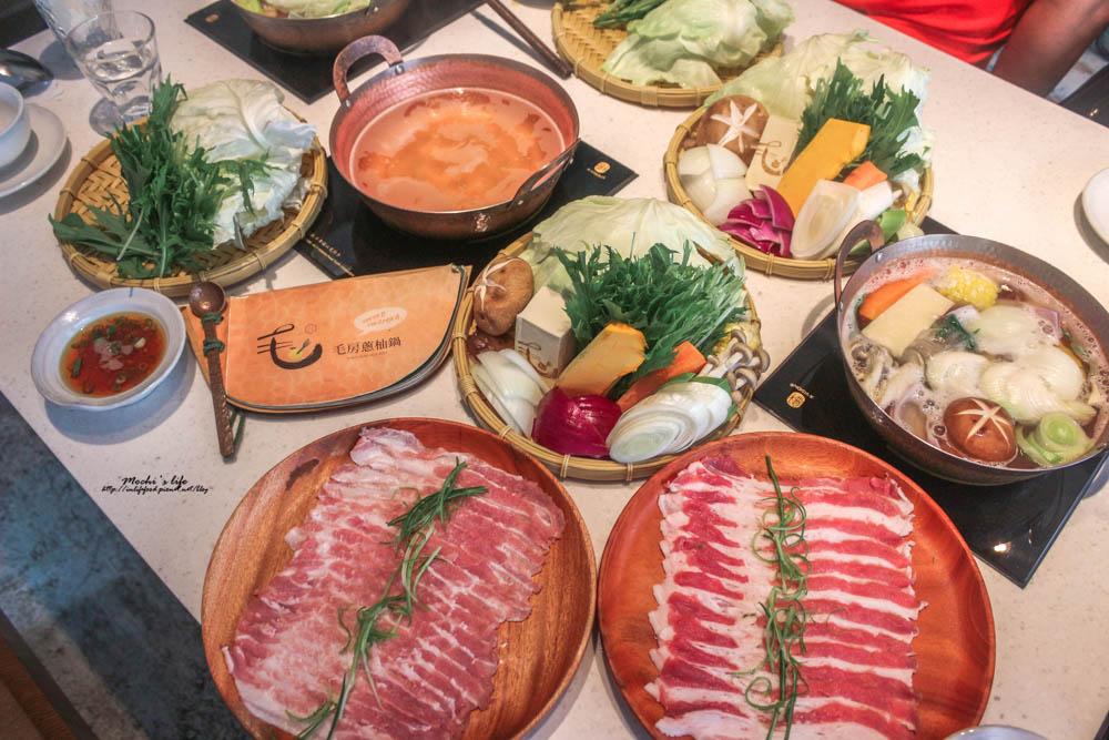 台南東區美食|毛房蔥柚鍋:老宅文青火鍋,好吃好拍的台南IG打卡餐廳 健康無負擔的台南火鍋