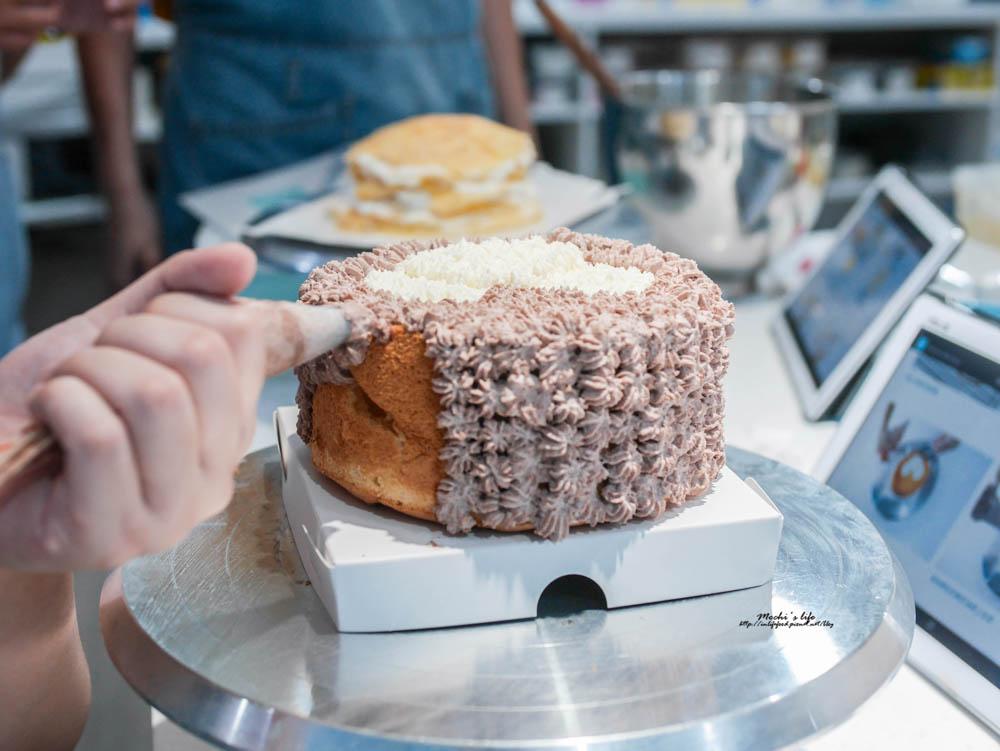 台北自己做蛋糕