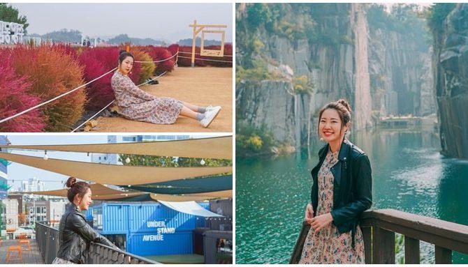 首爾近郊一日遊 夢幻波波草一日遊楊州Nari 公園+抱川藝術谷+首爾林貨櫃屋