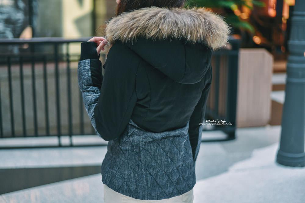 山頂鳥外套