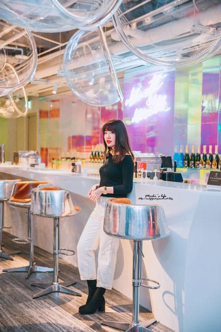 泡泡飯店餐廳
