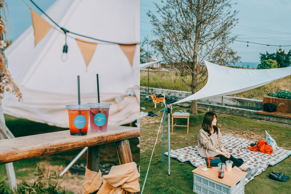 彰化IG景點|小田生活mmm:來田中的咖啡廳野餐!寵物也可來 舒服不限時(小田生活預約/菜單/低消/寵物友善咖啡廳)