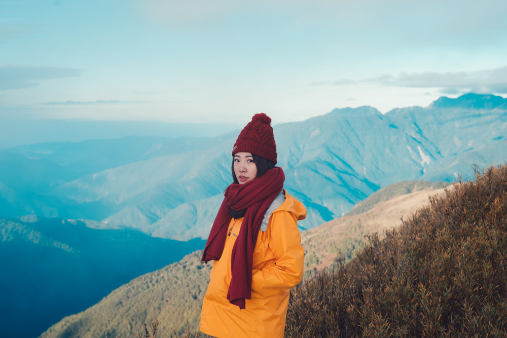 百岳合歡山