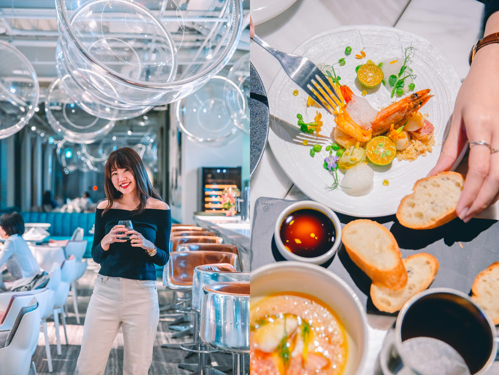 東區拍照餐廳|泡泡飯店ch-eat & drink:超有浪漫約會氣氛,台北東區網美打卡餐廳下午茶@捷運忠孝敦化站