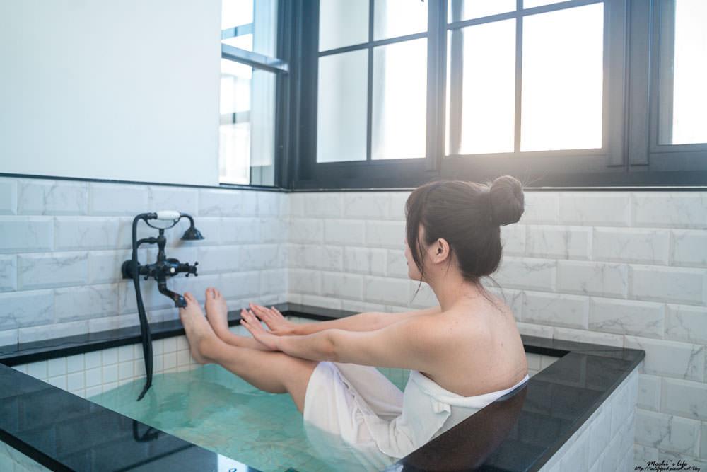台南民宿浴缸