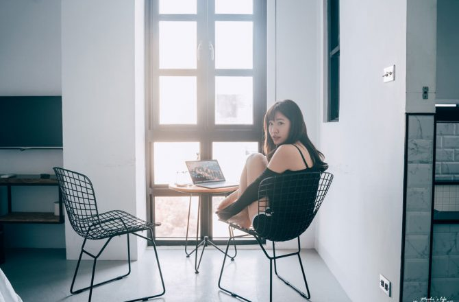 台南情侶住宿推薦|推薦精選5間台南民宿 復古浴缸x純白極簡風,越住越甜蜜