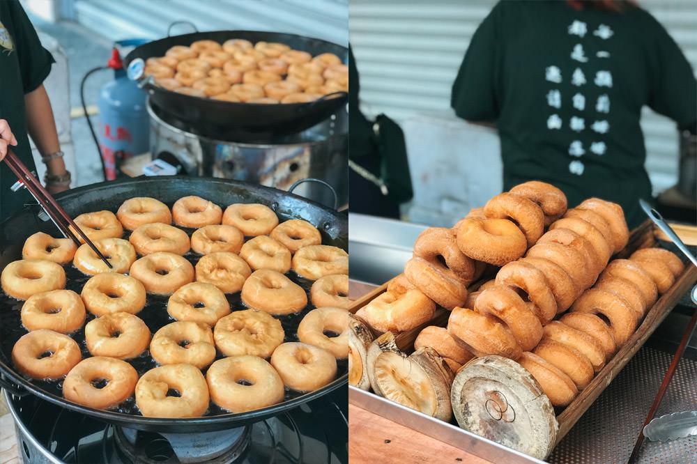 花蓮隱藏美食|莉姆姆的歌:激推!風靡全台的外酥內軟小米甜甜圈,來自屏東,全台皆有的莉姆姆的歌甜甜圈@花蓮市區