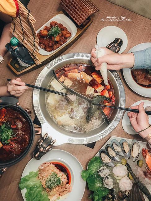 台北溫體牛肉火鍋