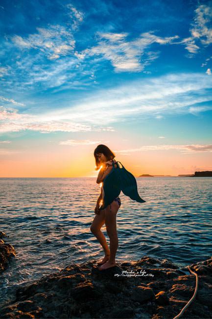 澎湖潛水漂亮嗎
