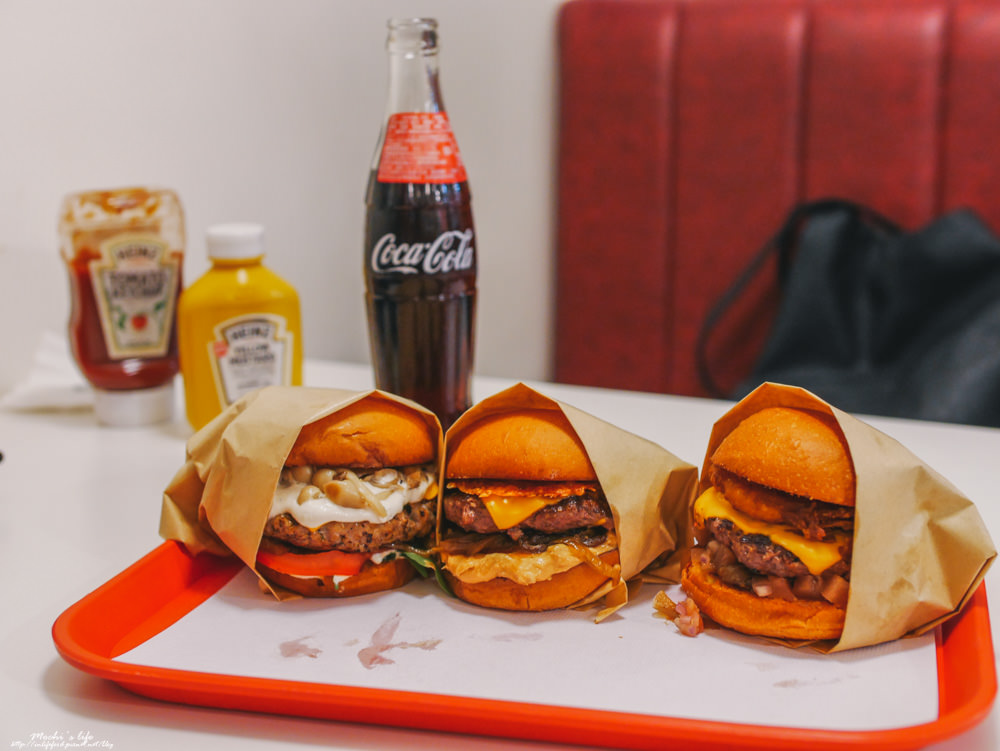 Everywhere burger club漢堡俱樂部