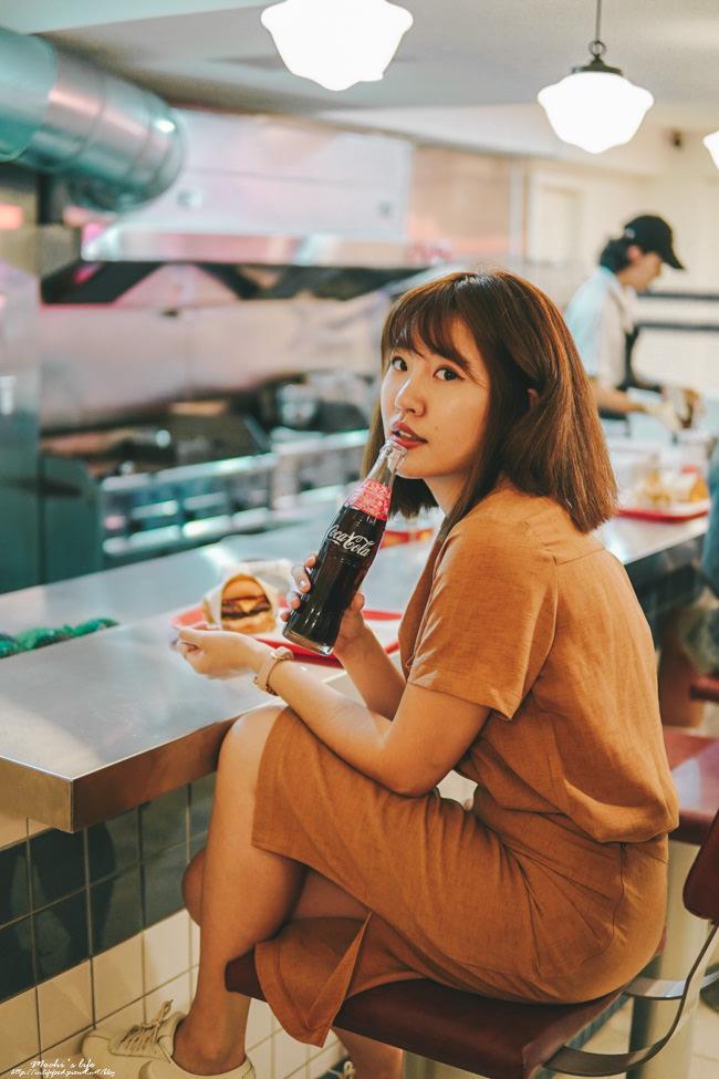 Everywhere burger club捷運