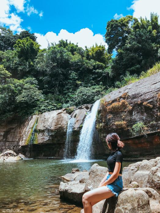 嶺腳瀑布玩水