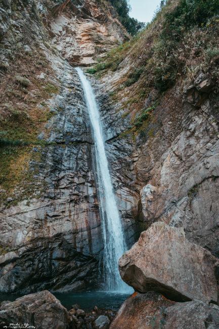 雙龍瀑布入口