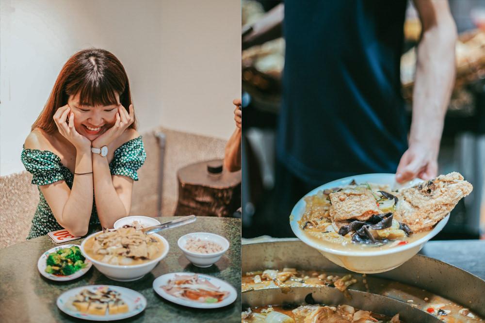 嘉義必吃美食|林聰明沙鍋魚頭:(完整菜單)教你怎麼快速吃到林聰明沙鍋魚頭!除了雞肉飯到嘉義這也必吃(營業時間、外帶)
