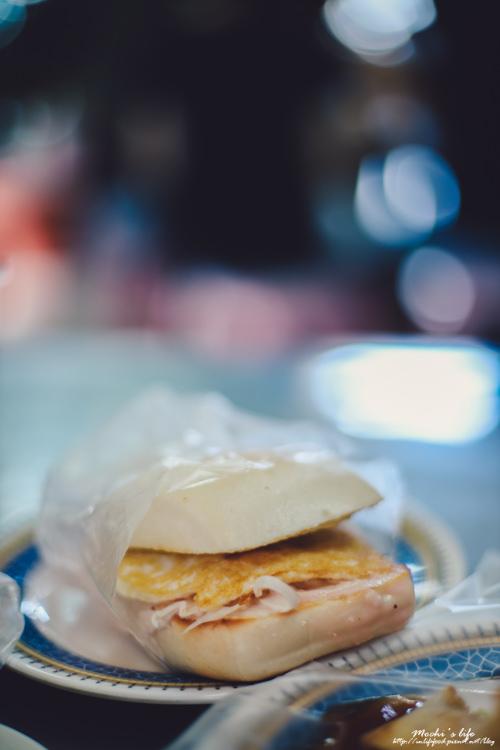 峰炸蛋餅菜單
