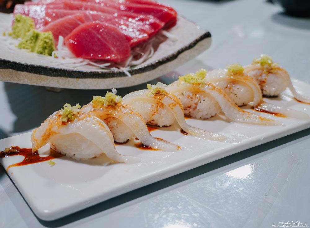 曾鮮生魚片菜單