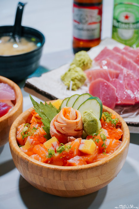 華僑市場生魚片