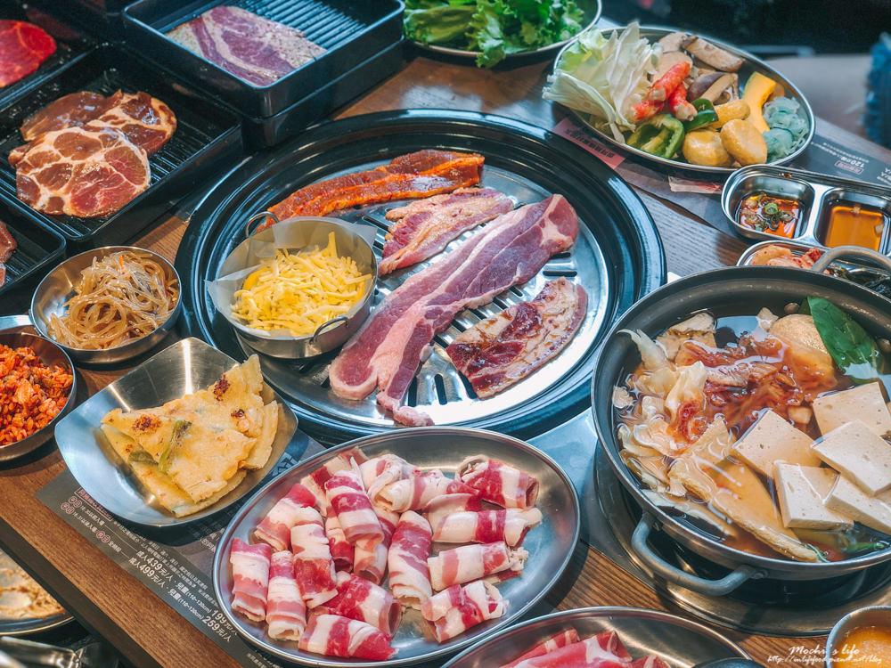 台北燒烤吃到飽